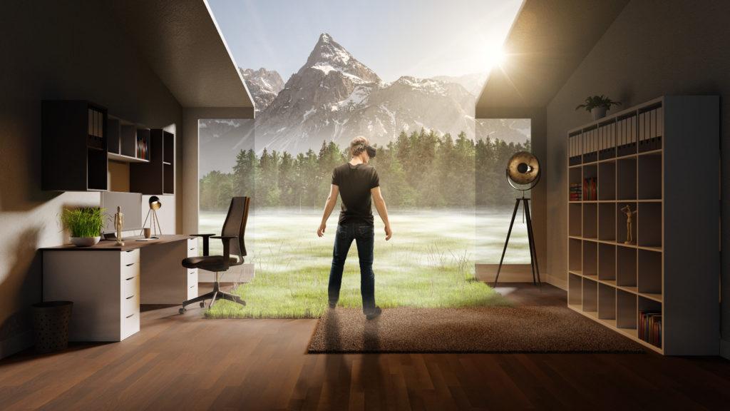 VR immersiveness